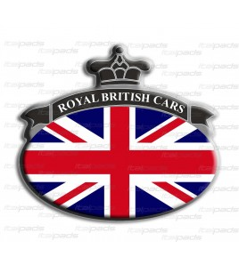 Union Jack Royal British drapeau autocollant Range Rover B/G