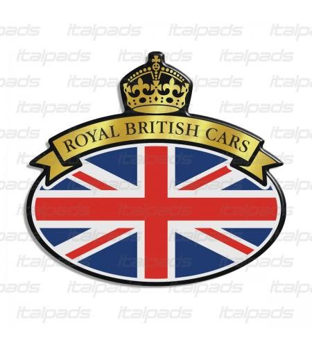 Union Jack Royal British drapeau autocollant Range Rover G/W
