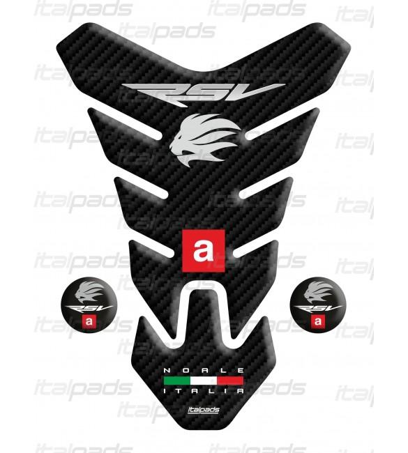 Prot/ège R/éservoir mod.Shark adapt/é pour Kawasaki Z900 nid dabeille//blanc