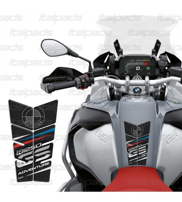Protector de Dep/ósito 3D Protector de Dep/ósito Compatible para Moto R Ninet BMW R Ninet