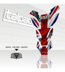 Protection Protège Réservoir pour Triumph Speed Triple DETROIT + 1 sticker GRATIS
