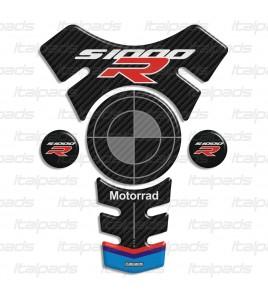 """Protection Protège Réservoir """"Elite Sport/S""""  carbon look pour BMW S1000R"""