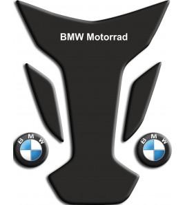 Protège Réservoir Tank Pad noir pour BMW WINGS