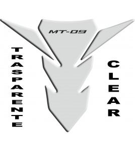 Protège-réservoir pour Yamaha MT-09 transparente de 2014 à  2015