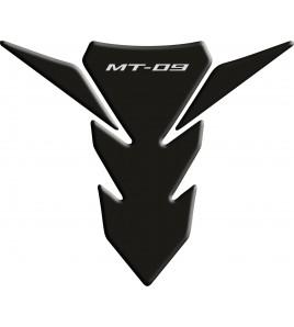 Protège Réservoir Tank Pad pour Yamaha MT-09 noir 2014 - 2015