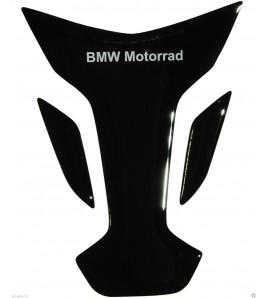 """Protège Réservoir Tank Pad noir pour BMW mod. """"wings"""""""
