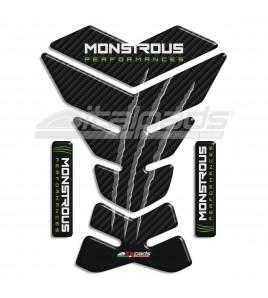 Protection Protège Réservoir Monstrous Monster Mod. York Top