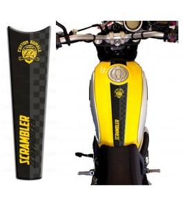 Protège Réservoir adapté pour Ducati Scrambler